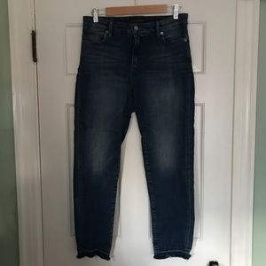 Lucky Brand Highwaters Jeans